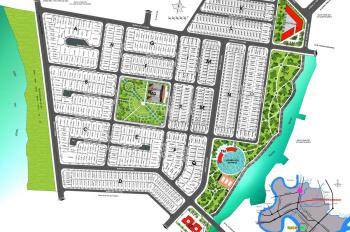 Bán đất DA Villa Thủ Thiêm TP Thủ Đức Đảo Kim Cương - DT: 160m2 - 300m2 - cơ hội sở hữu đất giá rẻ