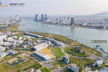 Nhà phố 4 tầng ngay hầm chui qua Sông Hàn. Liền kề tổ hợp TTTM dịch vụ khách sạn của TĐ Sungroup