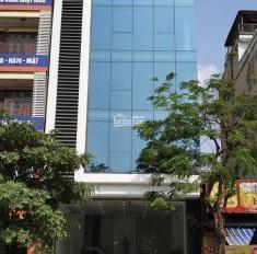 Cho thuê tòa nhà mặt đường Nguyễn Hữu Thọ 200m2 x 7 tầng giá 200 triệu/tháng
