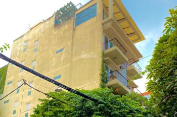 Bán biệt thự hẻm 8m đường Hai Bà Trưng, Phường 8, Quận 3. DT: 8x20m, 1H, 7 tầng, giá 41 tỷ
