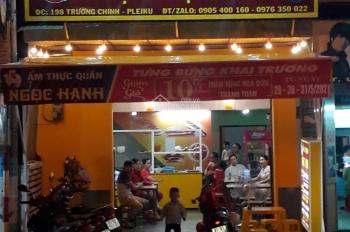 Cần sang nhượng quán ẩm thực quán 198 Trường Chinh, Pleiku