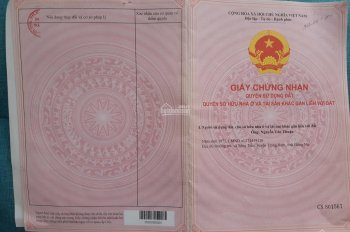 Bể nợ bán nhà cấp 4 Ấp 1 Sông Trầu Trảng Bom - Giá 1 tỷ 600 triệu - LH 0937175015