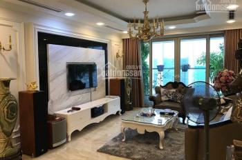 Bán căn hộ chung cư Mandarin Garden, căn góc 3PN, tầng 20, nội thất sang xịn. Giá 7.5 tỷ
