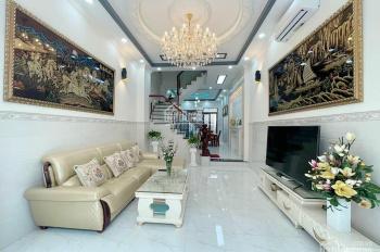 Bán nhà đường Huỳnh Tấn Phát - Huỳnh Thị Đồng (4m x 17m), trệt - 2 lầu - sân thượng