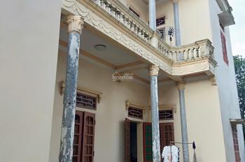 Chính chủ bán nhà 2 tầng mặt tiền quốc lộ 56 tại xã Kim Thái, huyện Vụ Bản Nam Định