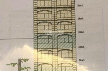 Cần bán tòa nhà 10T mặt phố, đường Bà Triệu, Hoàn Kiếm, HN, 282 mét vuông, MT 8,5 mét, 0966661199