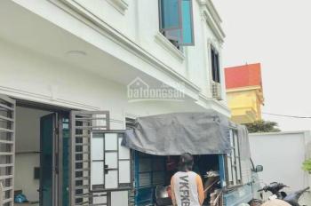 Bán nhà 2 tầng 50m2 xây mới tại Bắc Sơn giá 980 triệu, ngõ ô đỗ cửa