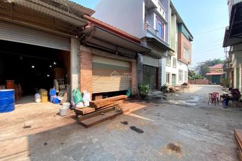 Bán đất Hà Phong - Liên Hà, đường 8m, xe tải tránh, ngõ thông, khu vực làng nghề, gần BV Miền Đông