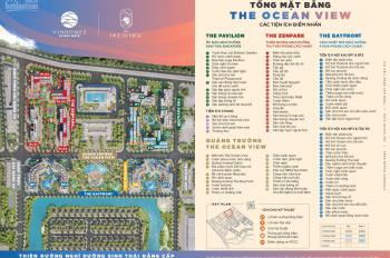 Pkd ra mắt phân khu The Pavillon - Ocean View phân khu đẹp nhất Vinhomes Ocean Park LH 0393798798