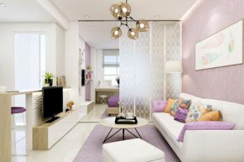 Cho thuê căn hộ chung cư An Cư, Quận 2, với 3PN, giá rẻ 12 triệu lầu cao view đẹp