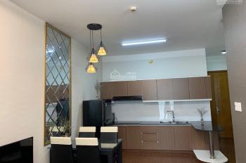 Cho thuê căn hộ New Horizon ngay khu Becamex. Loại 2 phòng ngủ, đầy đủ nội thất cao cấp như hình