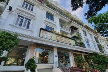 Cho thuê nhà biệt thự Thành Phố Giao Lưu Ngoại Giao Đoàn diện tích 130m2 MT 8m 5T 1H, giá 25tr/th