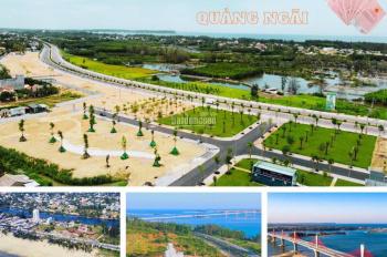 Cơ hội sở hữu đất nền ven biển Quảng Ngãi, liền kề khu tâm linh Thiên Mã lớn nhất miền Trung