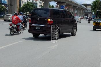 Bán tòa nhà mặt phố Trần Phú Hà Đông, dt 100m2, MT khủng 6m, vỉa hè, 2 thoáng, giá 21tỷ. 0917399618