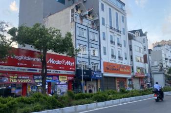 Bán nhà mặt phố Lạc Long Quân, Tây Hồ, Hà Nội, DT 484m2 - Xây 1 tầng - Mặt tiền 12m, giá 155 tỷ