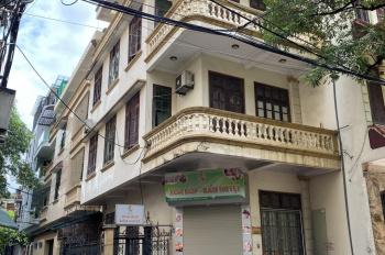 Chính chủ cho thuê nhà 4 tầng số 22 ngõ 1 Trần Quốc Hoàn, Cầu Giấy, Hà Nội