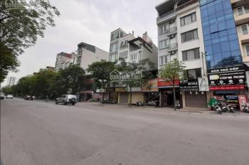 Bán nhà mặt phố Trần Quốc Hoàn, Cầu Giấy, 2 mặt tiền, 7 tầng thang máy, kinh doanh tốt, giá 25.5 tỷ