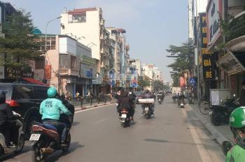 Bán nhà mặt phố Tôn Đức Thắng, 136m2, mặt tiền 5.1m, kinh doanh, vỉa hè, 36.9 tỷ