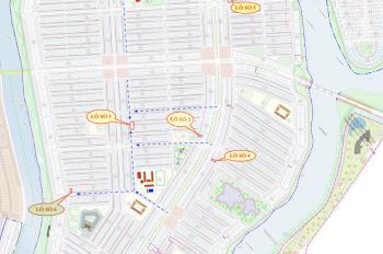 Khu đô thị sinh thái Nam Hoà Xuân, trục đường thông 7,5m, đối diện trường học, DT 125m2 giá rẻ