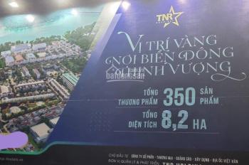 Quỹ căn chủ đầu tư giá chuẩn ngoại giao dự án TNR Stars Đông Hải - Bạc Liêu