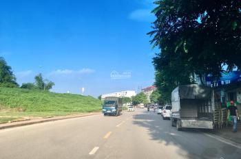 Bán nhà mặt phố quận Long Biên kinh doanh, nhà 5 tầng * 51m2, đường 17.5m, vỉa hè 5m, giá 6.48 tỷ
