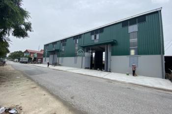 Làm kho, cửa hàng, show room, nhà xưởng sản xuất tại đường 205 Liên Nghĩa Văn Giang Hưng Yên