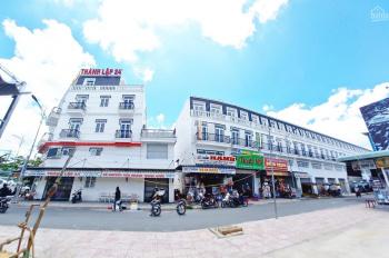 Thanh toán 1 tỷ 57 triệu sở hữu nhà phố tại chợ Thới Lai