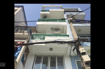 Nhà đẹp quận Phú Nhuận, tiện nghi, thoáng mát, bê tông cốt thép