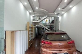 Bán nhà 3 tầng mặt đường Trại Lẻ gần ngã 4 Nguyễn Tất Tố, 81m2, giá 6,8 tỷ, 0968005844