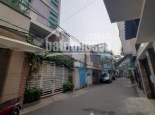 Bán nhà hẻm 4m An Dương Vương, Q5, DT 4X17.05m - nhà sau lưng BV Nguyễn Tri Phương