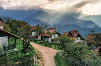 Chỉ còn 1 căn duy nhất biệt thự nghỉ dưỡng SaPa Jade Hill, tại SaPa, giá nhỉnh 5 tỷ, LH: 0828600999