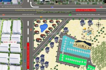 Duy nhất 1 Lô Khoang Mái - Đồng Trúc - Đường 12m - cách khu CNC 50m - Sẵn sổ đỏ - Giá chủ đầu Tư