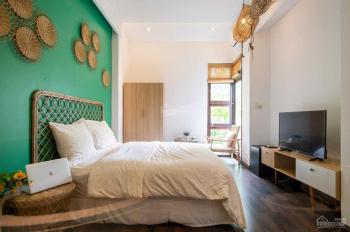 Cho thuê biệt thự 4 phòng ngủ khu Phạm Văn Đồng, gần biển, nội thất đẹp