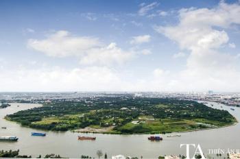Căn Penthouse hồ bơi view sông đẹp nhất Thảo Điền