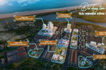 1,9 tỷ sở hữu ngay đất đối diện công viên ven sông, kề biển