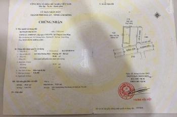 Tôi chính chủ về quê sống cần bán nhà cấp 4, 8x10m, ngay trung tâm TP Đà Lạt