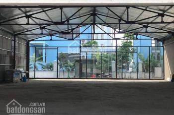 Tổ hợp mặt bằng cho thuê, kho xưởng, đất trống ngay tại trung tâm đô thị mới Cao Xanh