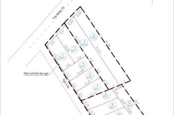 Cần bán lô đất siêu đẹp tại mặt đường nhựa trục chính thôn Xuân Chiếng - Ngũ Phúc - Kiến Thụy