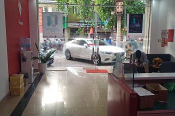 Cho thuê nhà mặt đường Lương Khánh Thiện, MT 5.6m, DT 90m2x6 tầng giá 60 triệu. LH 0936706996