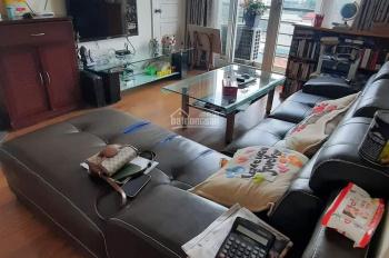 Bán CH chung cư Ba Đình 3 thoáng - view Hồ Tây - thang máy 10m ra mặt phố nội thất xịn 90m2 2PN
