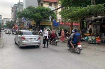 Bán nhà phố Trần Bình, Cầu Giấy kinh doanh đỉnh. 55m2 x 5T, MT: 6.3m, LH: 0978948685