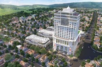 Bán Shop Villa Vinhomes Hà Giang, lô cuối cùng, giá rẻ hơn 50% so với thị trường. LH: 0974022558