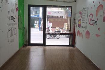 Cho thuê cửa hàng Nguyễn Khuyến, Văn Miếu, 35m2, MT 3.8m, liên hệ 0989.096.423