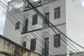 Cần cho thuê căn nhà gần mặt tiền Hậu Giang, quận 6
