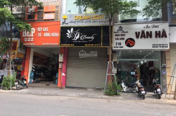 Cho thuê tầng 1 số 220 Khâm Thiên, riêng biệt, DT 60 m2, giá 18 triệu/tháng, LH 0389930126