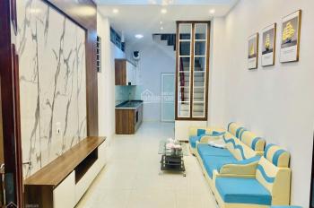 Chủ đầu tư mở bán 14 căn nhà liền kề xây mới phố Trương Định full nội thất, cạnh bãi ôtô, từ 3,3 tỷ