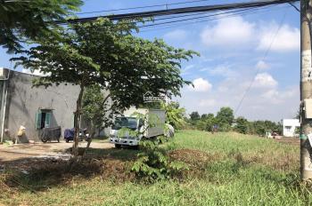 Cần bán gấp miếng đất 115m2, sát mặt tiền Võ Trần Chí, Xã Tân Nhựt, Huyện Bình Chánh