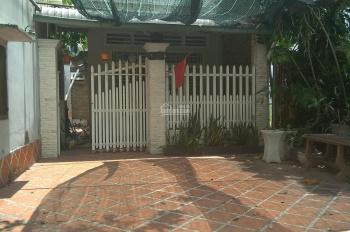 Bán nhà gần chùa Hội Khánh (hẻm đường Yersin) P. Phú Cường. DT: 132m2 (6x22) thổ cư 61m2, 3.4 tỷ