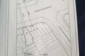 Gia đình đi nước ngoài cần bán gấp nhà mặt tiền đường Trần Hưng Đạo, Quận 5. LH 0902921916