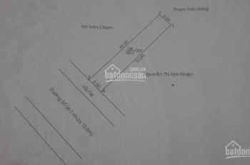 Cần bán gấp đất TĐC Định Hòa, gần BV1500g, BV Phương Chi, 5x30m TC 100%. Gần trường học, chợ